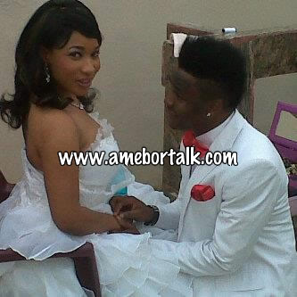 Tonto Dikeh and Mikel Obi Weddng?