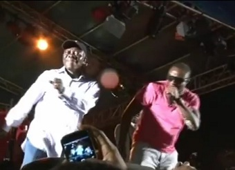 Oshiomhole Dancing Etighi With Chuddy K