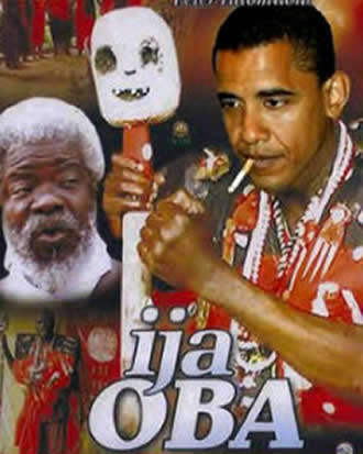 Obama In Nollywood