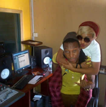 Tonto Dikeh and Solid Star Dating?