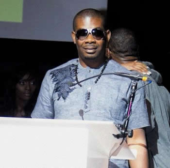 Forbes List of Richest Artists In Africa. Don Jazzy No1 In Nigeria