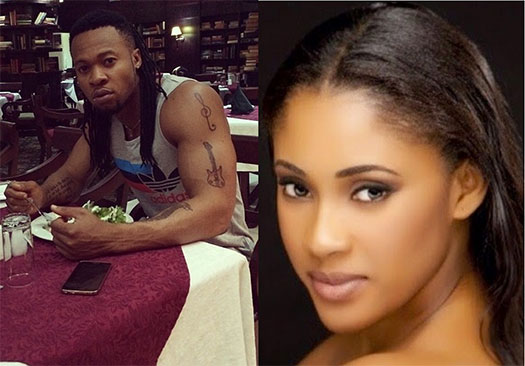 Flavour's Baby Mama, Sandra Okagbue Shares Adorable Photos Of Her